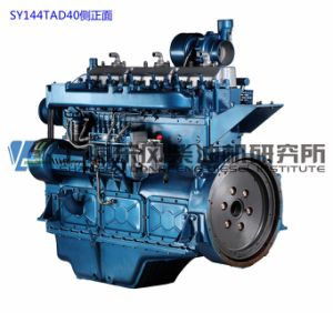 Motore di raffreddamento ad acqua di Dongfeng 6-Cylinder Deutz per il generatore