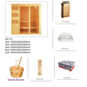 De modieuze douche Room van Steam Sauna (SR113)