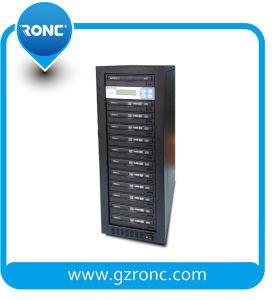 1 cajón con 5/11 PC CD/DVD Copy Machine Duplicator para grabar videos musicales