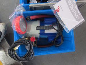 Mini pompa manuale portatile elettrica della prova di pressione dell'acqua (DSY60)