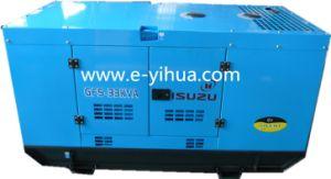il diesel basso di 16-30kw Comsuption GEN-Ha impostato con il motore diesel di Isuzu