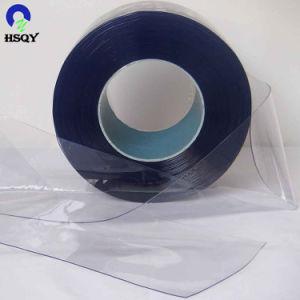 Filme em PVC Super Macio de 0,2mm de Plástico de Grau Alimentar Deslocado Claro para Impressão E Embaglagem