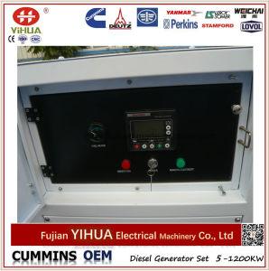 Gerador Diesel silencioso de Yto 30kw/37.5kVA com o motor Yt3a2z-15 (25-320kW)