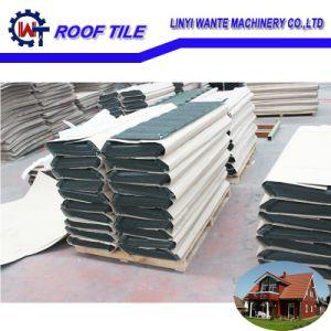 反嵐の石造りの上塗を施してある鋼鉄屋根瓦の製造