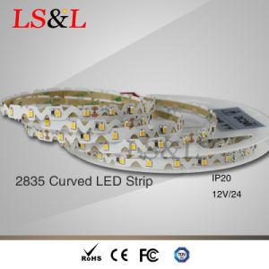 Светодиод гибких ленточных веревки неоновой лампы полосы на заводе