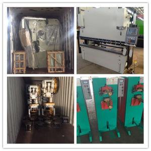 Porte de sécurité en métal de ligne de production de machines
