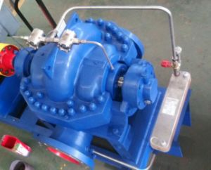 150c Tpow Split Bomba de la carcasa de alta temperatura