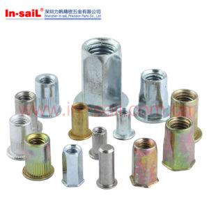 めっきされる中国の製造所のトラスヘッドリベットのくだらない亜鉛
