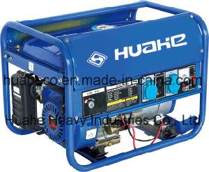 HH2500-A3 elektrisch met de Generator van de Benzine van de Batterij (2KW-2.8KW)