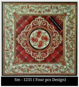 De anti Bestand Ceramische Tegels China van de Vloer verglaasden de Tegel van het Porselein (BDJ601254)