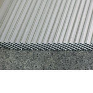 Tubo di alluminio della saldatura ad alta frequenza per i radiatori del camion pesante