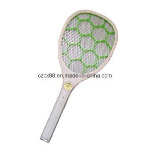 USB de carga la batería de litio asesino de mosquitos Zapper con LED para exteriores
