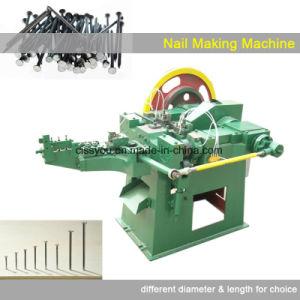 De Spijker die van de Lopende band van de Spijker van de Draad van het staal Machine maken