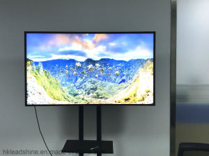 Крепление на стену Digital Signage на дисплее проигрывателя Media Player