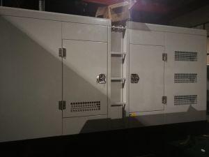 50kw (63kVA Deutz F6L912T) le crochet de levage du générateur électrique insonorisé Diesel