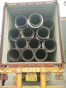 Spessore della parete del tubo dell'HDPE del tubo della draga