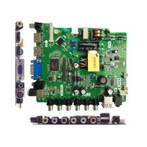 26 bis 32 Zoll LED Fernsehapparat-unterstützen Universalcontroller-Vorstand 3 in-1 für Gleichstrom 33-43 V Licht