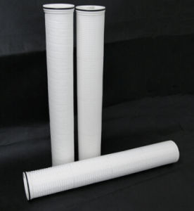 Patroon van de Filter van de Stroom van de Reeks van Blueflo HF de Hoge pp Geplooide