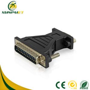 Potência de alta qualidade Adaptador dB 9 pinos para computador