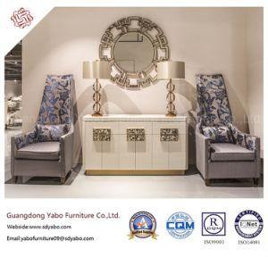 Hotel exclusivo con muebles de madera silla alta (YB-O-31)