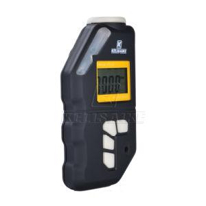 Rivelatore di gas approvato di video dell'ambiente di litio 3V del Ce portatile della batteria