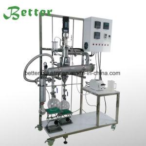 Haute efficacité vide court chemin La Distillation de l'évaporateur