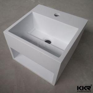 Stone Freestanding Wash Basin Bathroom Vanity Units