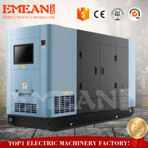 Рикардо OEM 125 ква бесшумный электроэнергии дизельного генератора