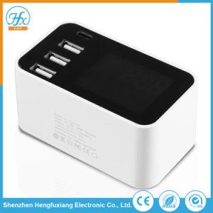 Viajes Universal 3 USB de tipo 2C Cargador de teléfono móvil