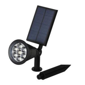 O LED de energia solar de venda quente Lâmpada relvado ao ar livre para a Família e a luz do pátio com jardim