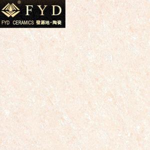 60*60/80*80水晶ピンクの磨かれた磁器のタイルFj6002