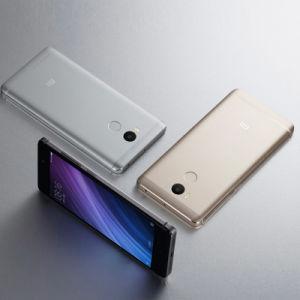 Metallkarosserie ursprünglicher roter Reis 4 2GB DES RAM-16GB ROM-Snapdragon 430 Redmi 4 des Handy-4100mAh Batterie-Fingerabdruck Identifikation-5.0