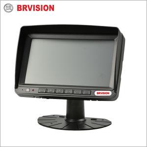 Низкая цена 7 ЖК-дисплей погрузчика монитор - вид сзади