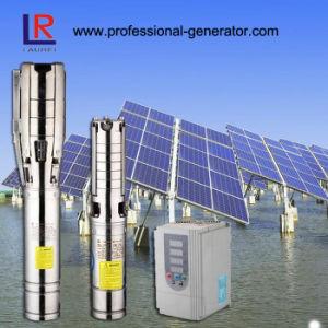 Насос 5.5kw глубиной 4 дюйма водяного насоса солнечной энергии