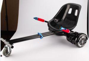 hoverboard pu r glable si ge en cuir de haute qualit hoverkart pour 2 roues scooter lectrique. Black Bedroom Furniture Sets. Home Design Ideas