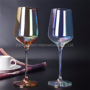 Nouveau mode de vente en gros des gobelets en verre Vintage gobelets cuvette en verre en cristal