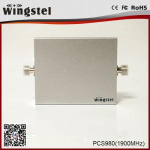 2018 de Hoogste Verkopende Versterker 1900MHz van het Signaal van het Signaal Repeater/3G voor de Mobiele Enige Spanningsverhoger van de Band van China
