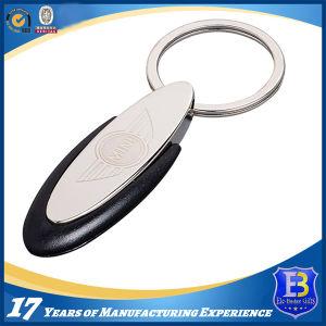 승진 (Ele-K037)를 위한 주문 합금 및 플라스틱 Keychain