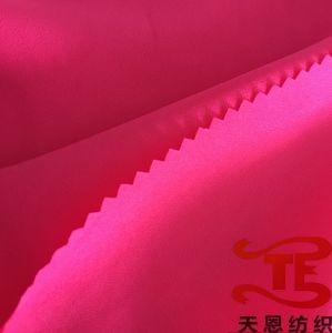 Textiles de China de poliéster 100% tejido tejido Faille vestido de mujer