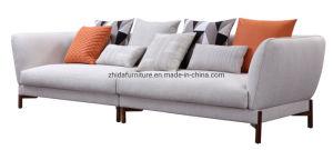 Escala Superior de Diseño de Italia Home muebles Recepción Salón sofá
