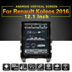 공장 OEM 2016 Renault Koleos에서 특별한 차 DVD 플레이어