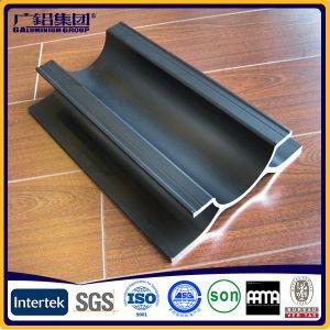 Profili industriali di alluminio per la finestra e blocchi per grafici e decorazione di portello