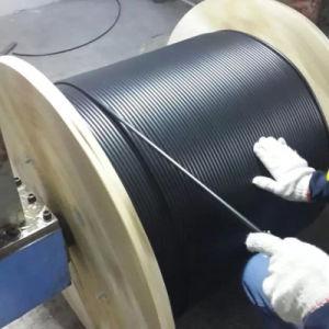 Bainha de PE duplo Armored GYTY53 cabo de fibra óptica