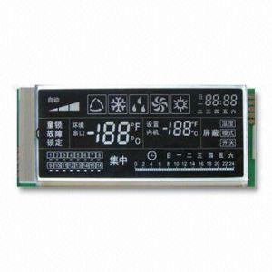 세그먼트 LCD 단위