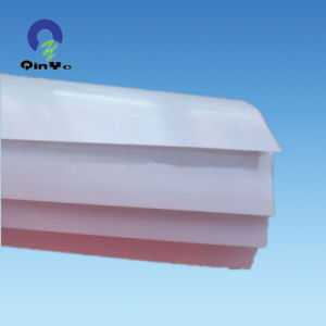 PVCポーランドの白く堅いシート