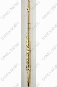 Flute / Nickel Silver Flute / Flûte professionnelle 18 trous (FL182KE)