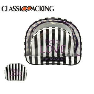 De façon étanche Hot populaires Voyage Sac de cosmétiques Les cosmétiques en PVC de sacs à main