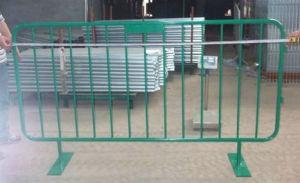 Fußgängersperren-entfernbarer Zaun-temporärer Zaun