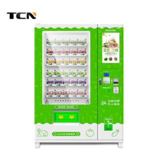 Npt 2018 Hot Vender uma Máquina Automática de Produtos Hortícolas Frescos com tela sensível ao toque