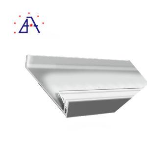 Ronde Profielen Alu voor het LEIDENE Spoor van het Aluminium
